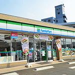ファミリーマート小倉安部山入口店