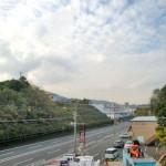 景色北九州市小倉南区朽網東|10号線沿い~広い屋上~おしゃれアイテム