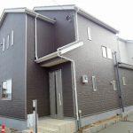 外観京都郡苅田町若久町 並列2台駐車可能!十分な庭スペースもあり