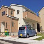 北九州市小倉南区湯川 玄関に大きな収納スペース