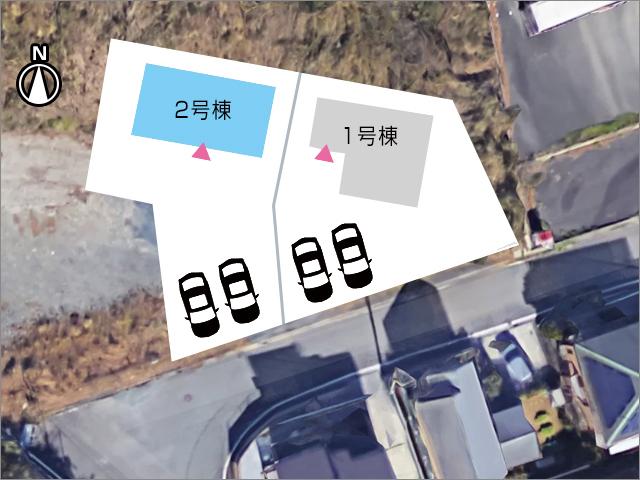 土地面積が広く専用庭スペースも大◎北九州市小倉南区沼新町|土地広々240㎡以上!専用庭が広くて嬉しい!