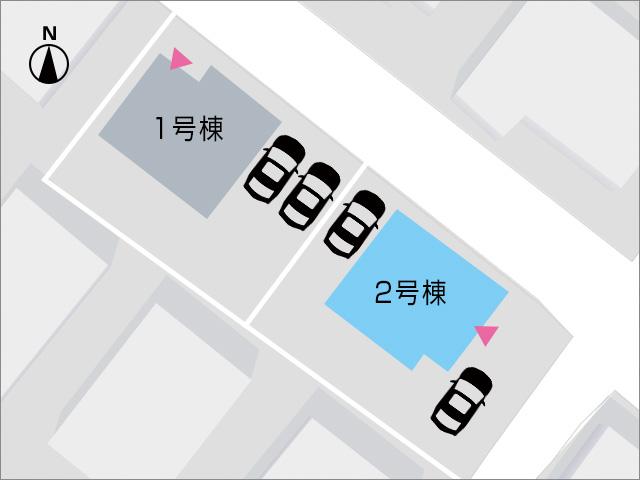 日当たりの良い人気の角地です!北九州市小倉南区東貫 スーパー近隣!歩いてお買い物にいけます。
