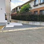 駐車1台分のスペース!北九州市門司区吉志|全部屋からベランダへ出ることができます!