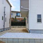 専用庭スペース北九州市門司区吉志|全部屋からベランダへ出ることができます!