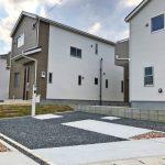 並列2台駐車可能!北九州市門司区吉志|収納に便利なクローゼット多数あります!