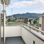 山が見えるのどかな環境!北九州市門司区吉志|収納に便利なクローゼット多数あります!