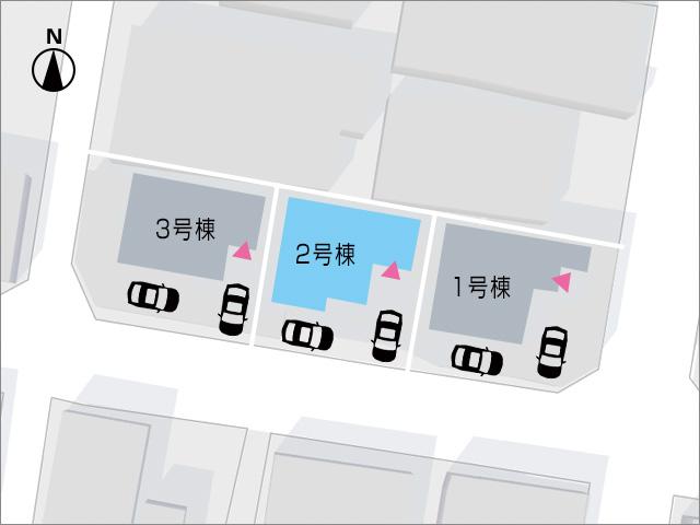 北九州市戸畑区三六町【2階ホール有り】【バルコニー2箇所】【7帖寝室】