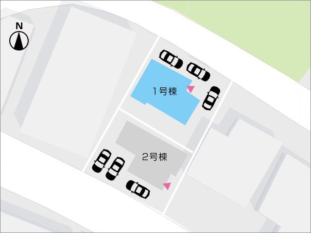 区画図北九州市八幡西区千代ケ崎|コストコ会員必見!