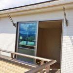 北九州市小倉南区湯川|広くて収納たっぷりの玄関です