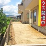 北九州市小倉南区湯川|大きな玄関収納は大きな荷物も置けます