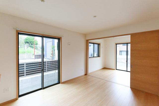 窓が複数あり日当たりも良好です!北九州市小倉北区須賀町|ウォークインクローゼットが多いお家です!