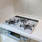 便利なシステムキッチン北九州市小倉北区須賀町|ウォークインクローゼットが多いお家です!