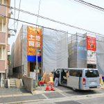 外観北九州市小倉北区須賀町|3LDKの間取りでリビングを広く!