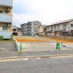外観北九州市小倉南区徳力新町|パントリーのあるキッチン!収納があって散らからない!