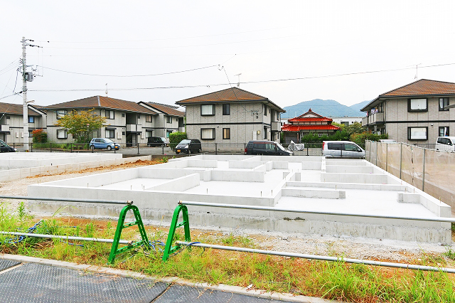 200㎡以上の広い土地です北九州市門司区吉志|200㎡以上の1階平屋の住宅です!