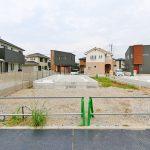 北九州市門司区吉志|家正面に並列2台駐車可能!専用庭有り
