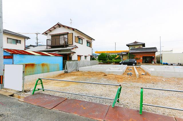 大通りへ出やすいエリアです北九州市小倉南区下貫|全室ウォークインクローゼット!収納たっぷりです