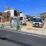 北九州市小倉北区篠崎|キッチンにパントリーあり!キッチン・リビング収納にゆとりができます。