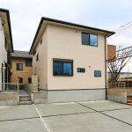 並列2台駐車可能です!北九州市八幡西区三ツ頭|人気のリビング階段を取り入れた間取り