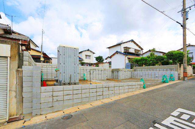 線路に近い住宅地!北九州市八幡西区高江|遠賀川近隣ののどかな住宅街です