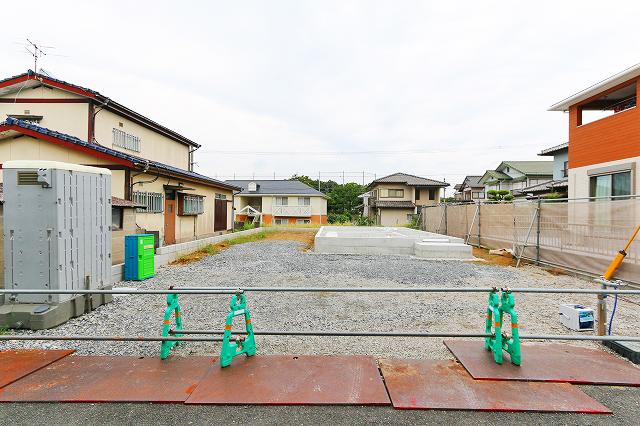 土地200m²以上あります!北九州市八幡西区春日台|駅やスーパーの近い住宅地です!