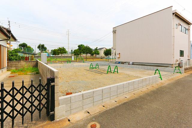 縦列駐車予定設計です!北九州市小倉南区南方|学校から近い!行事のときも歩いていけます