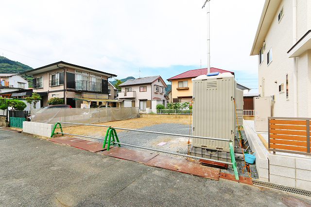 閑静な住宅街の中にあるオール電化物件です!北九州市門司区吉志|収納たっぷり!全室ウォークインクローゼットつき!