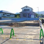 外観京都郡苅田町尾倉|隣は川沿いの角地物件です!
