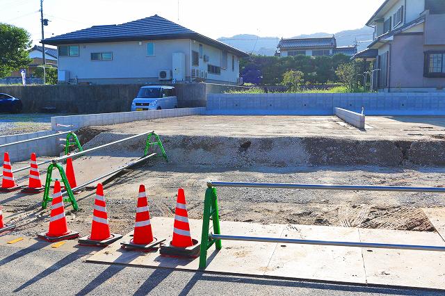 前面駐車場2台駐車可能!京都郡苅田町尾倉|ガスいらず!オール電化物件!