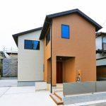 おしゃれな外観行橋市北泉|キッチンスペース拡大自由なスペース!
