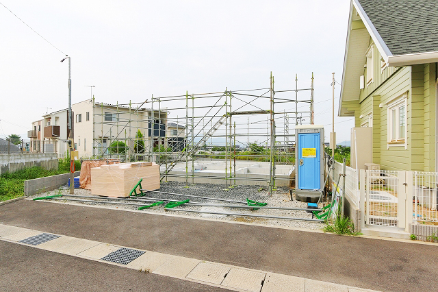 川沿いの自然豊かな住宅地です!行橋市泉中央|1階平屋の4LDKです!