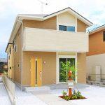 インターホンは玄関から離れた場所に京都郡苅田町大字与原|これから発展していく新興住宅地エリア!