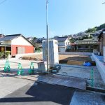 外観北九州市若松区中畑町|自然豊かな閑静な住宅街です