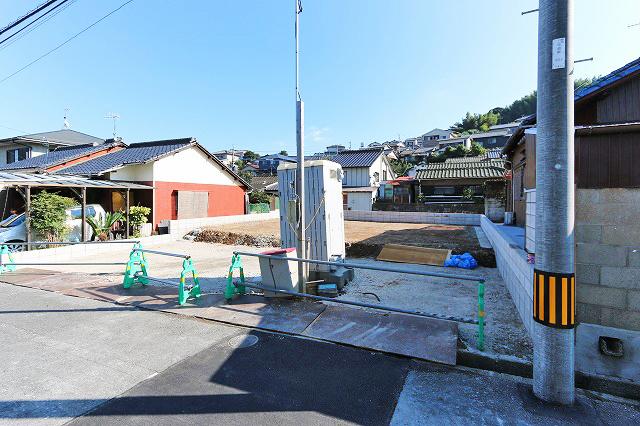 15帖でも十分に広いリビングです!北九州市若松区中畑町|自然豊かな閑静な住宅街です