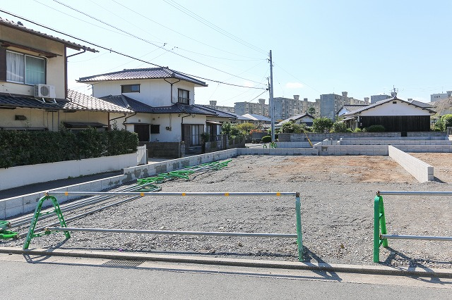 ご近所がを気にしなくても良い角地です!北九州市小倉南区上吉田|個室同士の接地面が少なく生活音も気にならない!