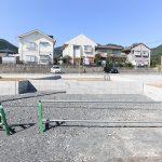 外観北九州市小倉南区上吉田|全室ウォークインクローゼットつき!収納スペース充実。