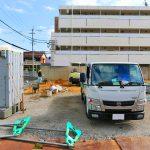 外観北九州市八幡西区折尾|日当たりがよく近隣住民の気にならない人気の角地