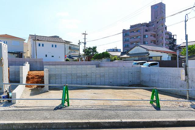 角地&高台で日当り良好です!北九州市門司区下二十町|2階部屋はウォークインクローゼットつきで収納たっぷり