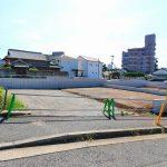 外観北九州市門司区下二十町|キッチン横にパントリーがあり収納にも便利