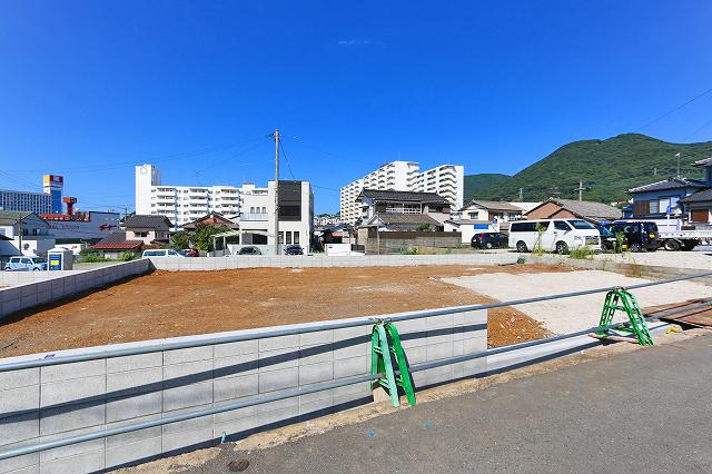 分譲エリアで新築物件が並ぶので綺麗!北九州市門司区下二十町|各所に収納があるので部屋を広く使えます
