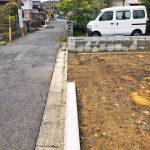 外観北九州市八幡西区浅川台|角地で日当り良好!自然豊かで緑いっぱい!