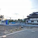 外観北九州市小倉南区北方|17帖以上の広い空間のリビングです