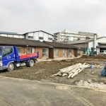 外観北九州市小倉南区葛原東|駐車場3台分で人気の角地!