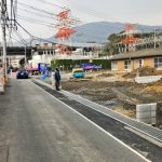 外観北九州市小倉南区葛原東|並列3台駐車可能、リビング広々20帖以上!