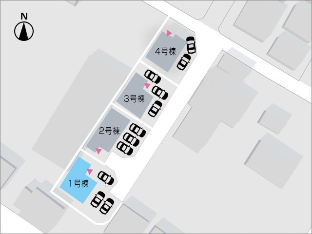 北九州市小倉南区中貫|2階ホールからバルコニーへ出入り可!