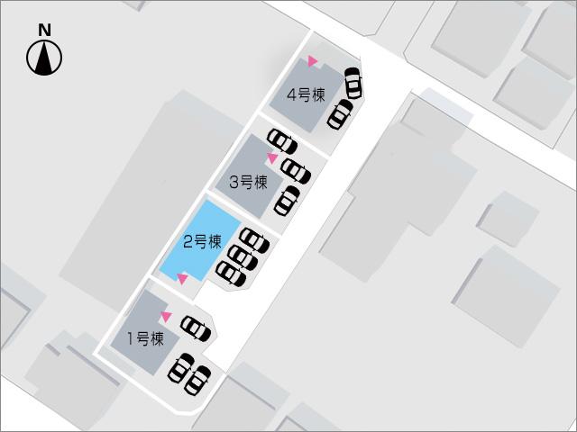 北九州市小倉南区中貫|リビング広々18帖+パントリー収納あり