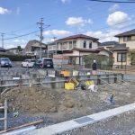 外観北九州市小倉南区中貫|雨の日も安心のインナーバルコニー