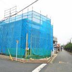 外観北九州市小倉北区東篠崎|カウンターキッチンで様子を見ながら料理