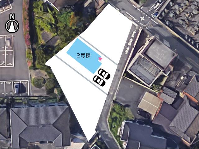 並列2台駐車可能!北九州市小倉北区上富野 サンリブ近隣!小倉へもバスですぐ!