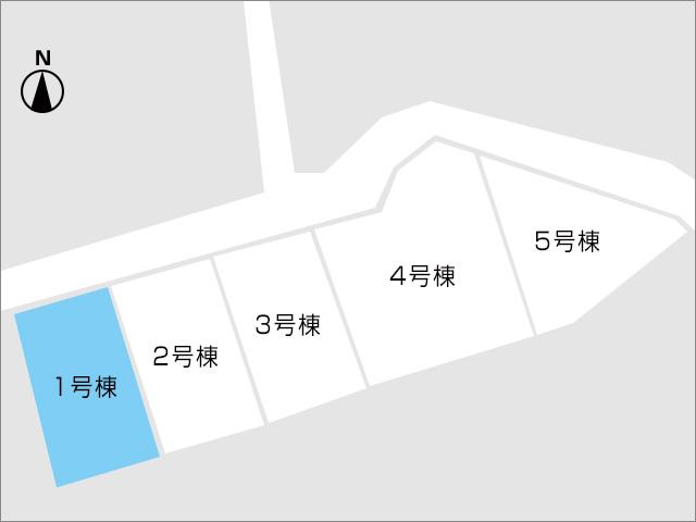 建築条件無し!ハウスメーカー選べます!北九州市小倉南区蜷田若園|期間限定の土地売物件!